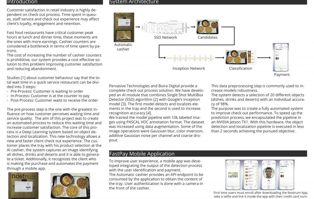 Pervasive Technologies exhibe su infografía