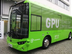 Pervasive Technologies participa en NVIDIA GTC Europe
