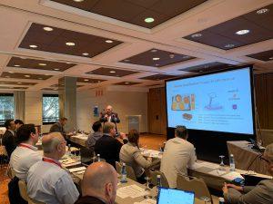Pervasive Technologies at ADLINK partner meeting.