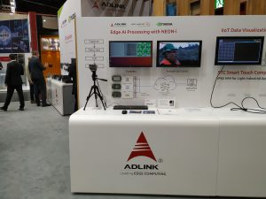 Pervasive Technlogies at Embedded World 2020 with Adlink Technology