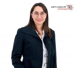 Elisenda Martí Pervasive Technologies Project Manager