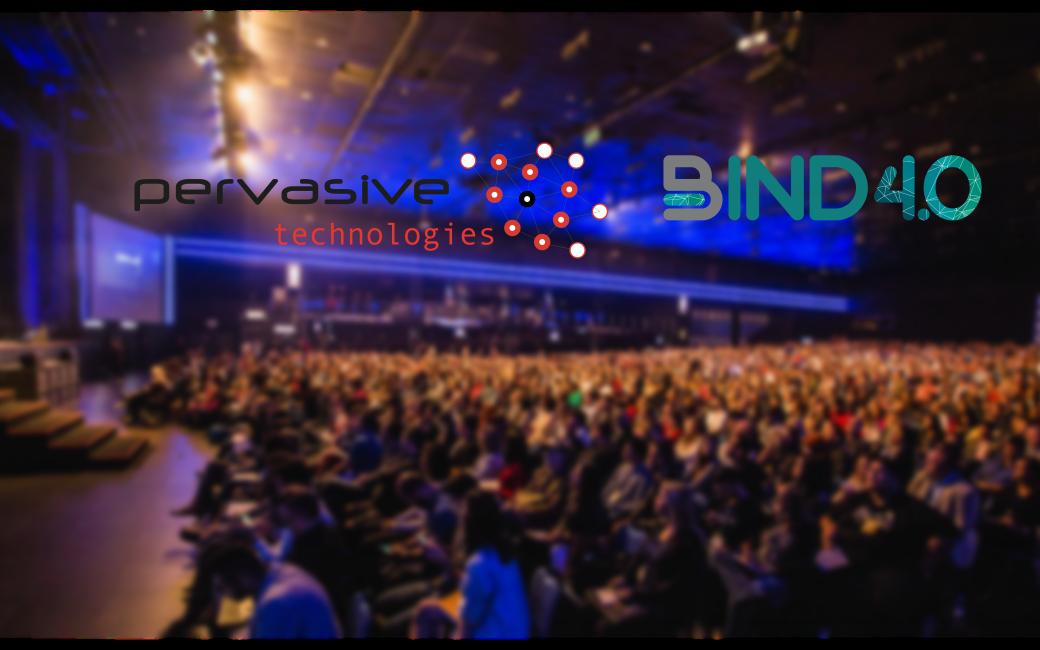 Pervasive Technologies finalista en BIND 4.0