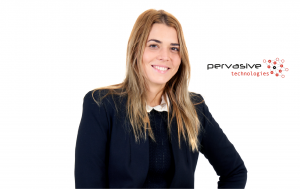 Lucia Mackinlay Pervasive Technologies Product Manager