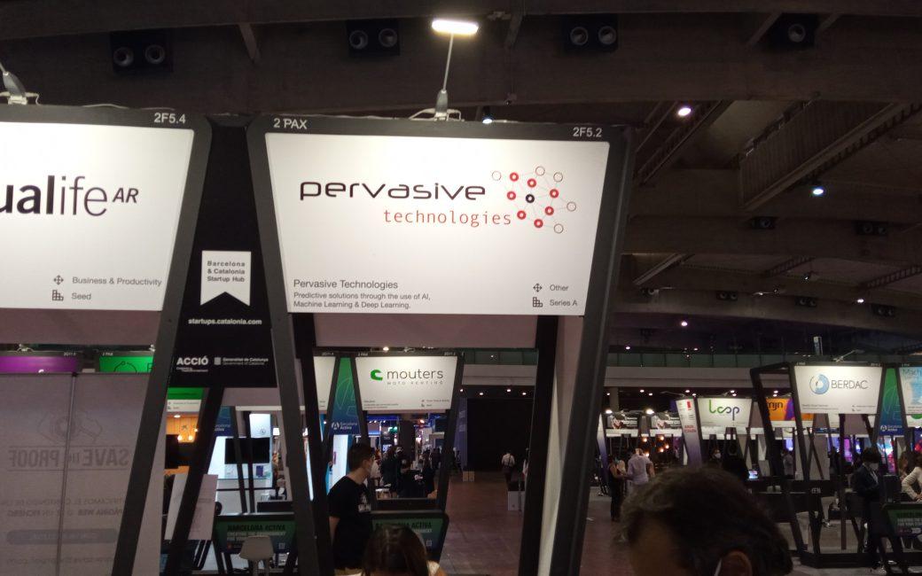 Pervasive Technologies at 4YFN-MWC